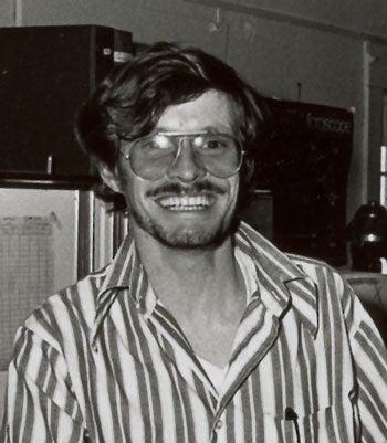photo of Jeffrey Strathern