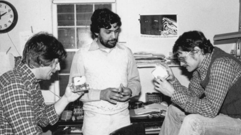 The yeast collections: Amar Klar and Jeffrey Strathern