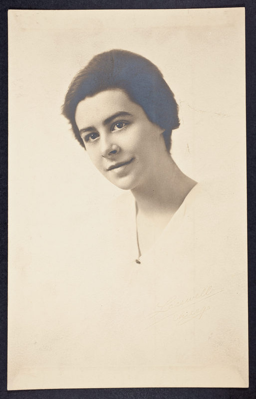 photo of Margaret Jean Mitchell from 1920