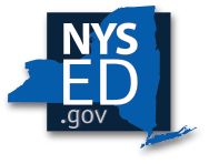 graphic of NYSED logo