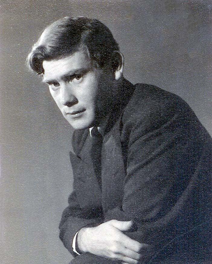 photo of Sydney Brenner - Oxford 1953
