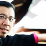 Frederic Chiu at Piano, photo Chris Craymer
