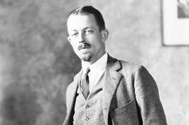 photo of Reginald Harris, 1933