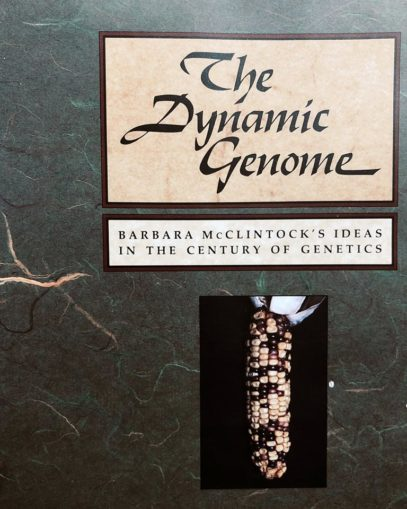 photo of The Dynamic Genome book cover