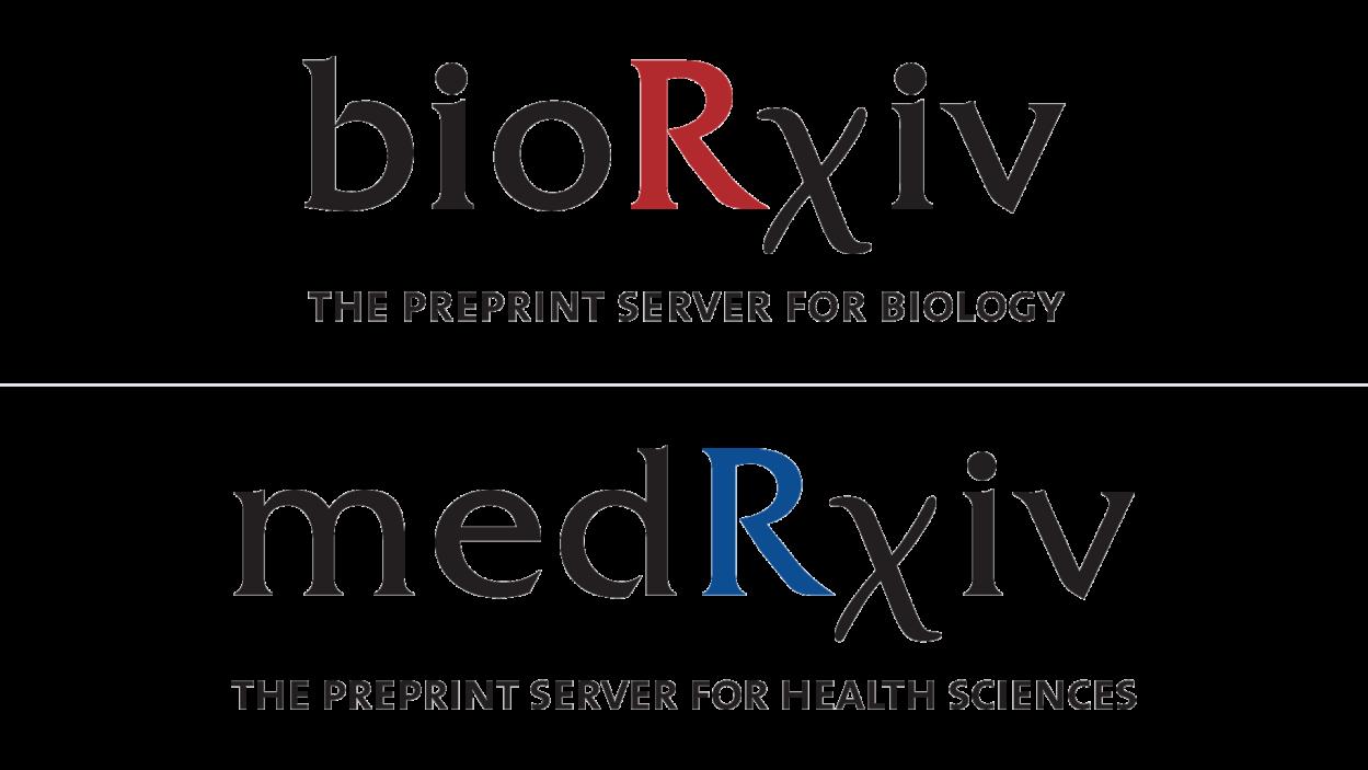 logo of bioRxiv and medRxiv