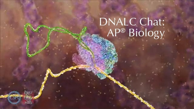 DNALC AP Bio Chat hero image