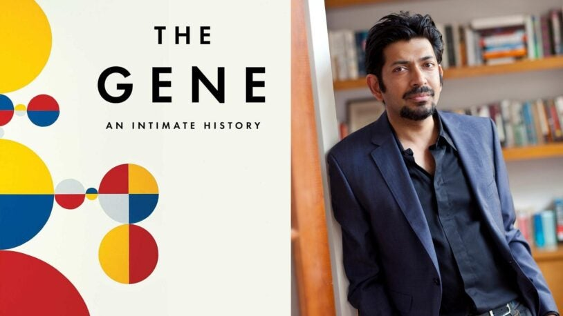 Siddhartha Mukherjee discusses THE GENE: An Intimate History
