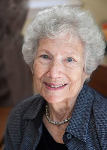 photo of Evelyn Witkin