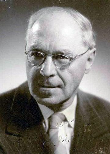 photo of Hermann Muller