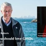 Rich Roberts and Pamela Ronald discuss GMOs
