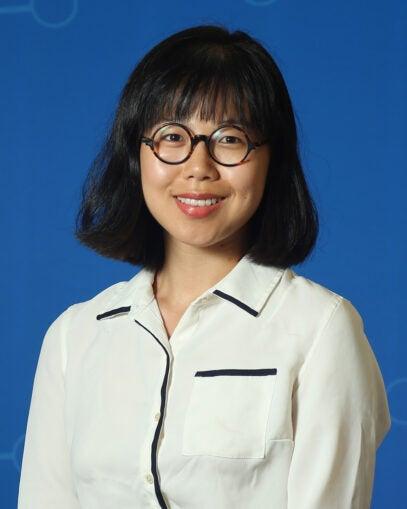photo of 2020 graduate Anqi Zhang