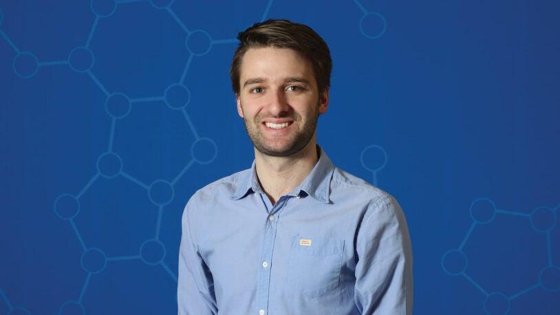photo of 2020 graduate Georgi Yordanov