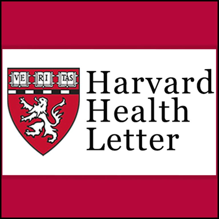 image of Harvard Health Letter newsletter logo