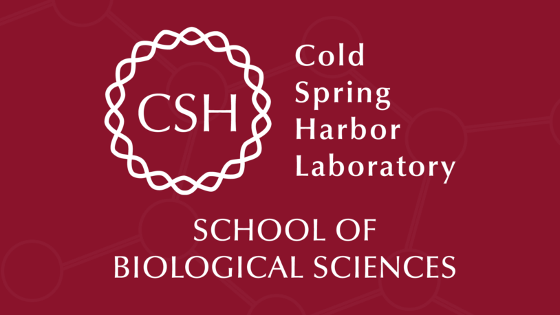 image of the CSHL School of Biological Sciences logo
