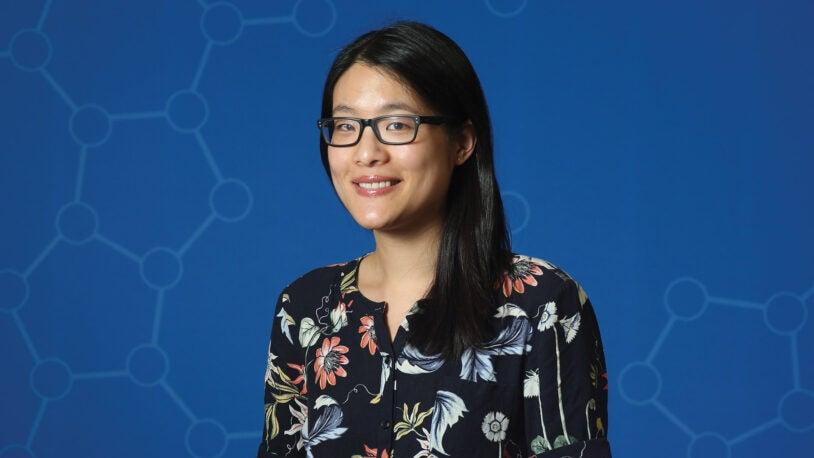 photo of 2020 graduate Jue-Xiang Wang