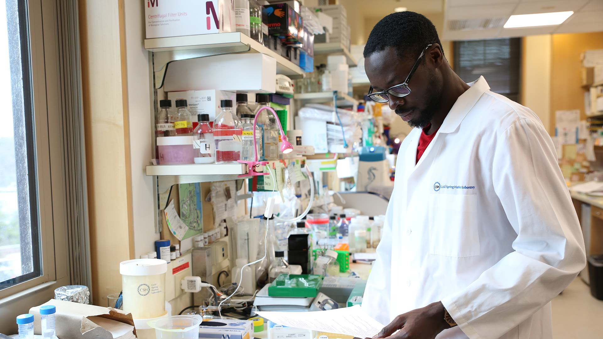 photo of graduate student Tobiloba Oni
