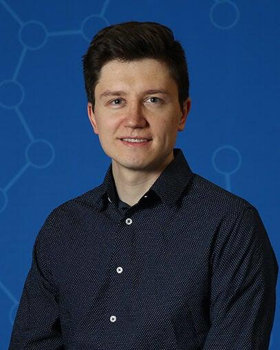 photo of 2020 graduate Emilis Bruzas