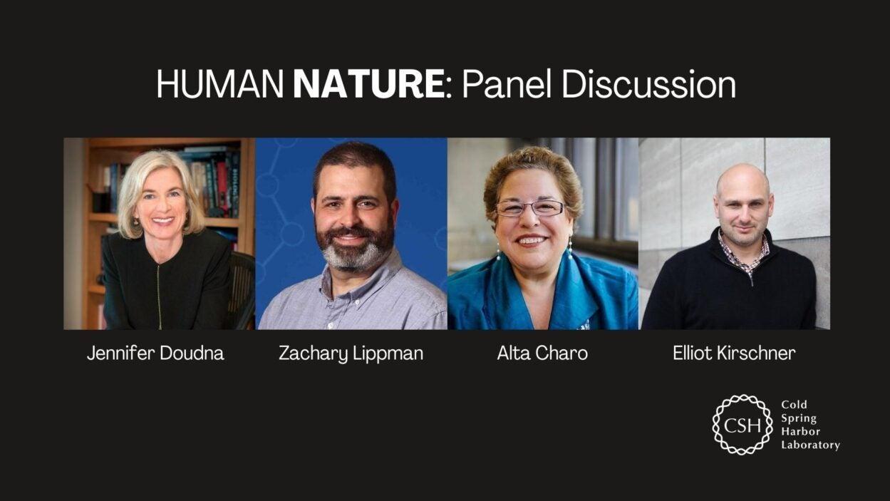 image of Human Nature panelists