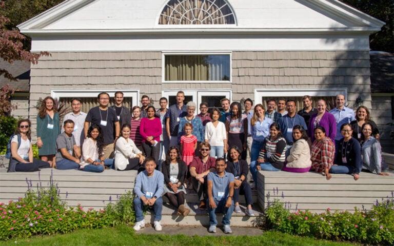 photo of 2019 postdoc retreat participants