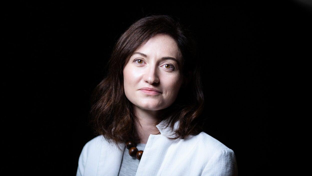 photo of Rebecca Leshan
