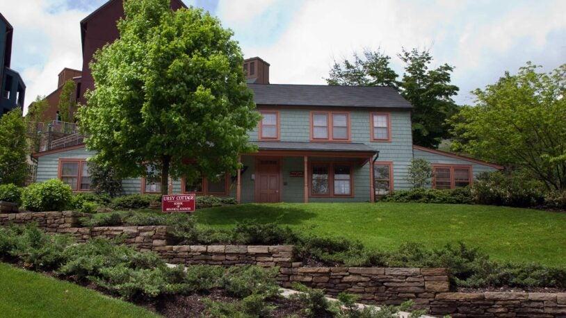 photo of Urey Cottage, Cold Spring Harbor Laboratory