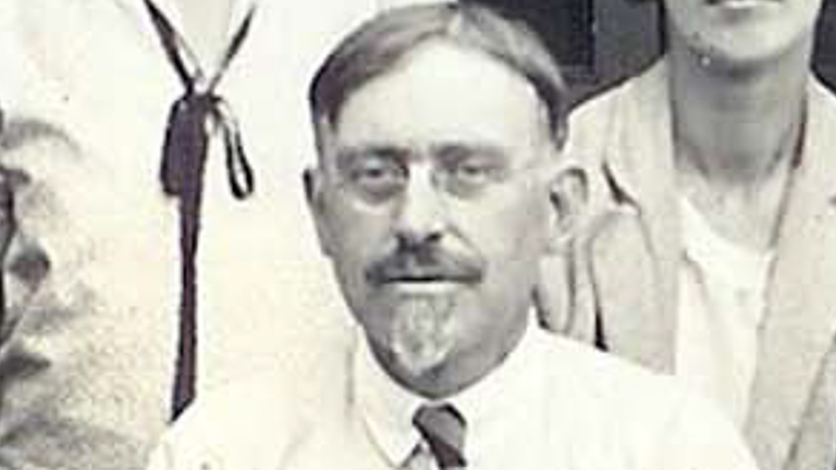 photo of Amos Avery, 1927