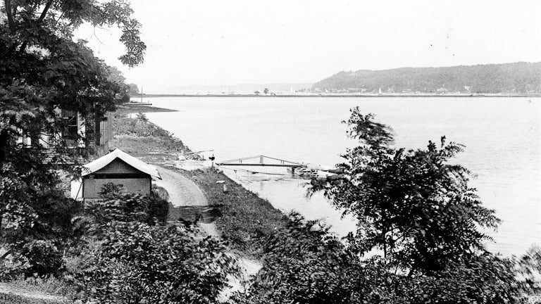 photo of Cold Spring Harbor