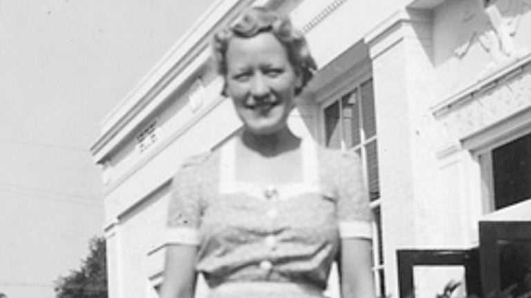 photo of Katherine Brehme Warren, 1941