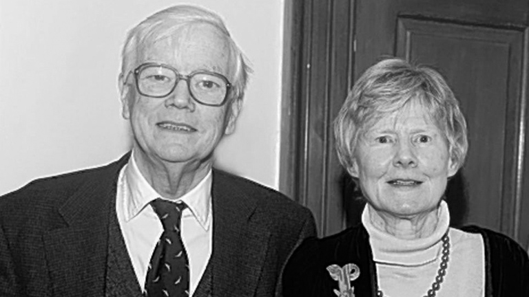 photo of Kenneth and Noreen Murray