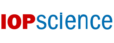 graphic of IOP Science logo
