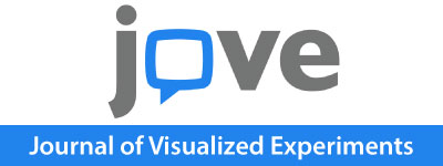 graphic of journal of visualized experiments logo