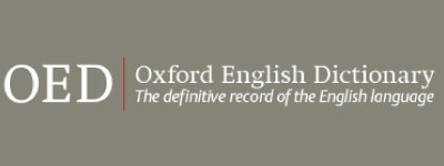 image of oxford english dictionary logo