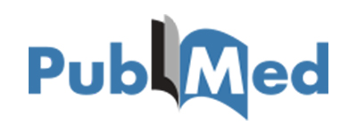 graphic of PubMed logo