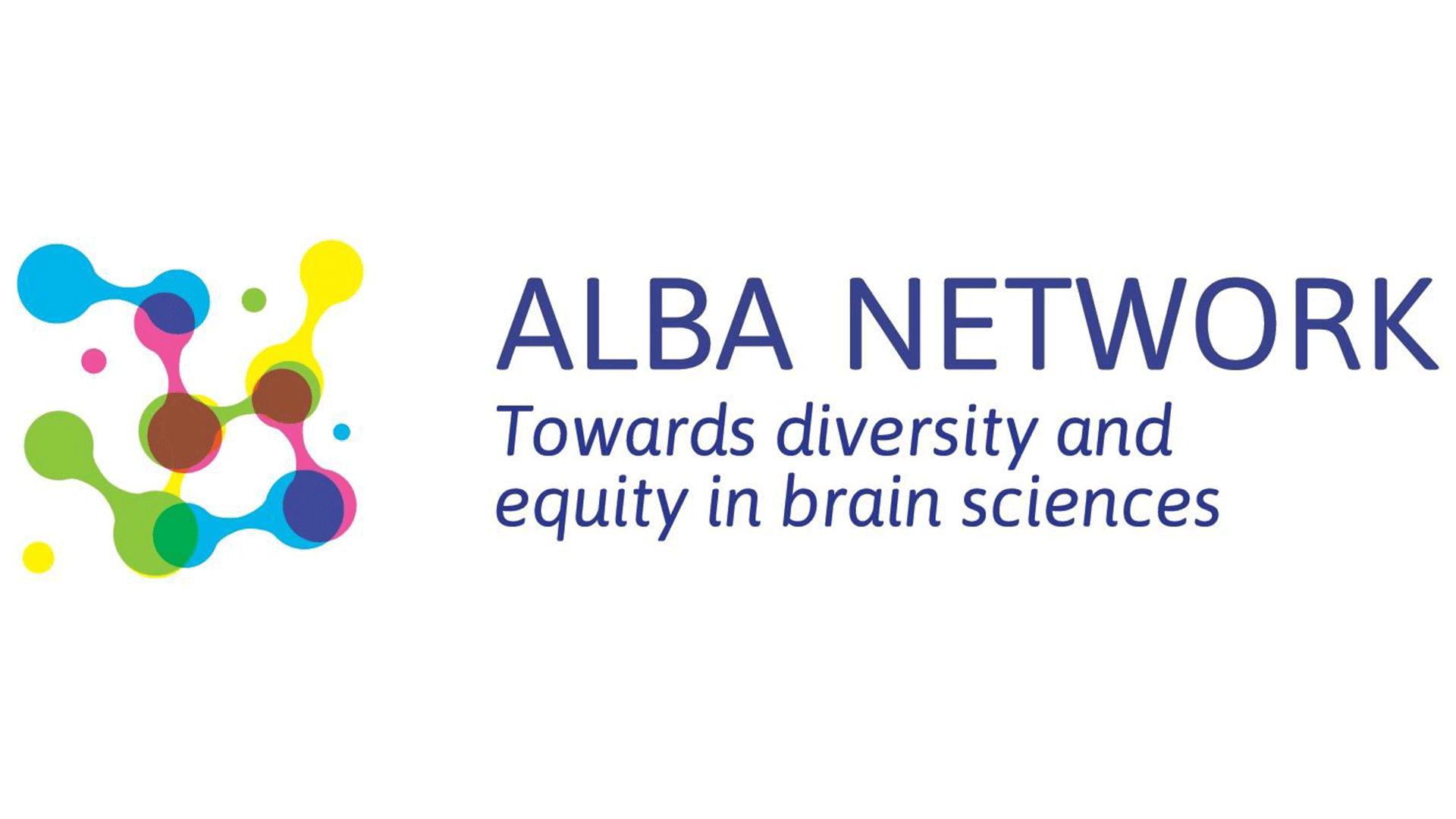 image of ALBA Network logo