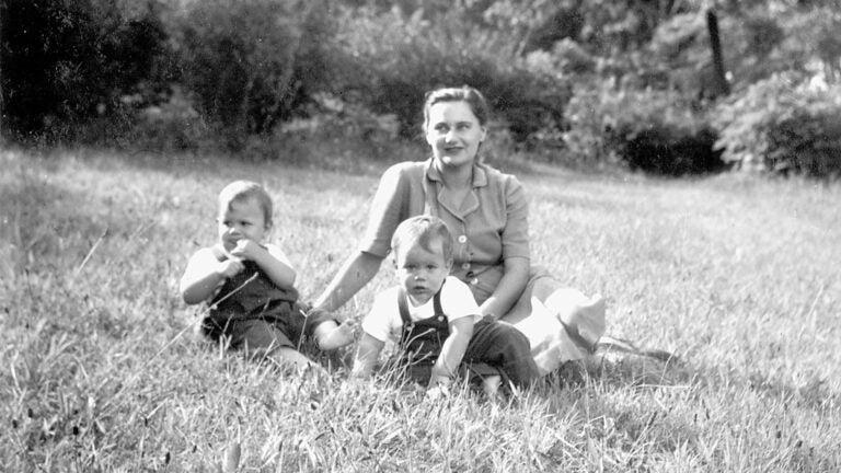 photo of Herskowitz family