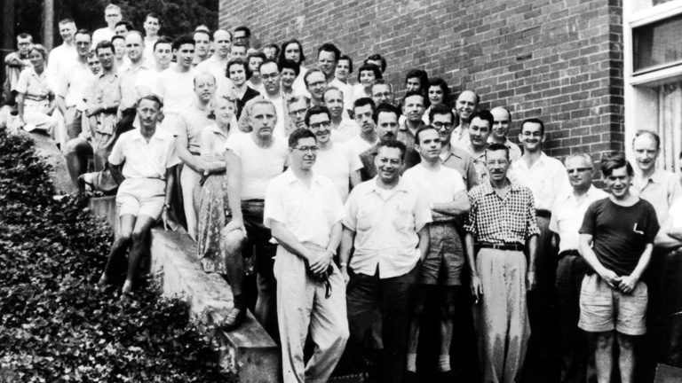photo of participants at a meeting