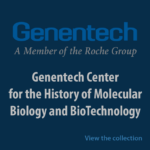 image of the Genentech Center logo