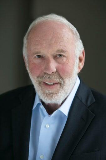 photo of CSHL Honorary Trustee James Simons