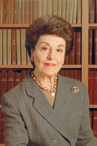 photo of CSHL Honorary Trustee Nancy Abeles Marks