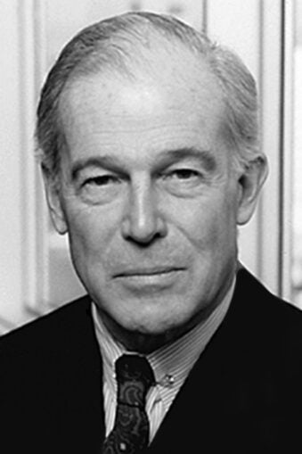 photo of CSHL Honorary Trustee Henry Wendt