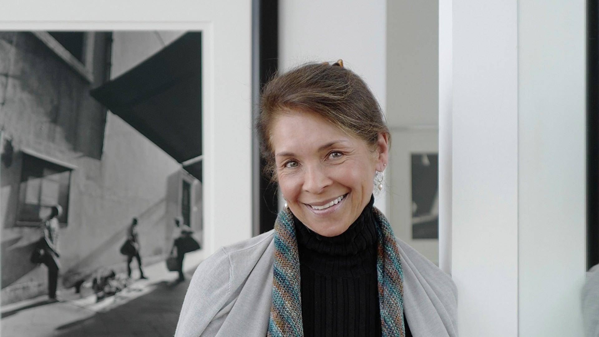 photo of Jeanne Moutoussamy-Ashe