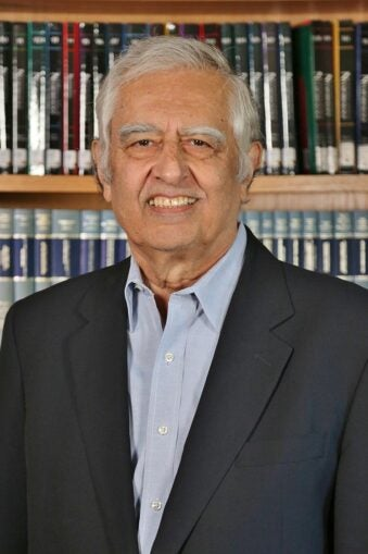 photo of CSHL Trustee Lalit Bahl