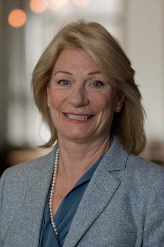 photo of CSHL Trustee Marilyn Simons