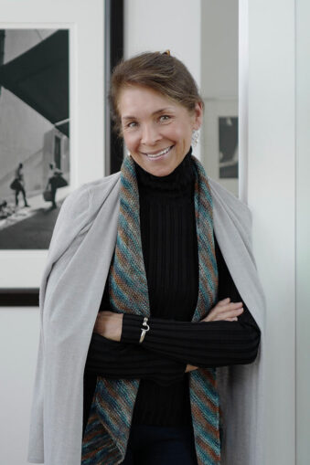 photo of CSHL Trustee Jeanne Moutoussamy-Ashe
