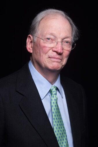 photo of CSHL Trustee Thomas Saunders III