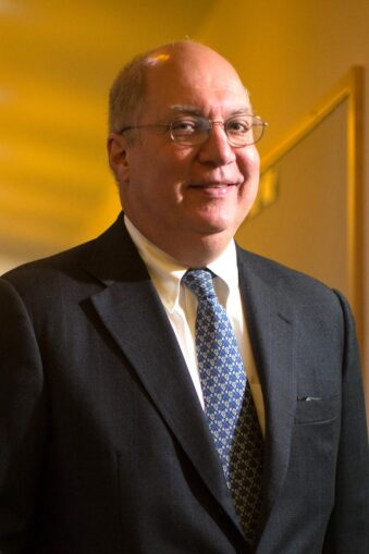 photo of CSHL Trustee Douglas Schloss
