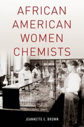 Book cover: African American Women Chemists