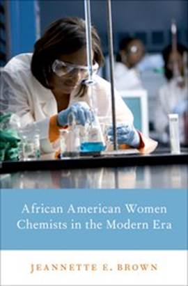 Book cover: African American Women Chemists in the Modern Era