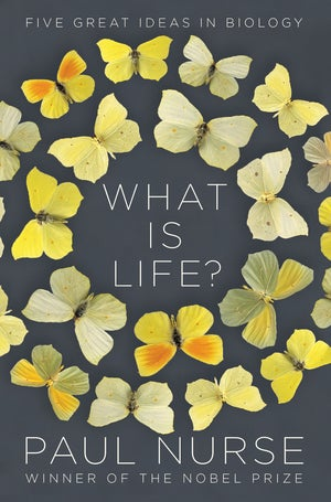 Book cover: What is Life?