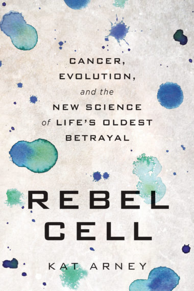 Book cover: Rebel Cell